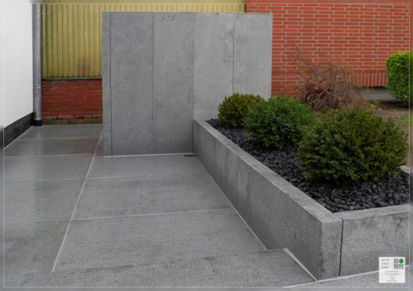 Udo Kannegieser  Natursteinarbeiten und Gartengestaltung in Erkelenz