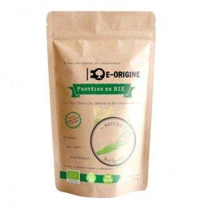 E-ORIGINE – Protéine de riz Nature 100% Vegan & BIO – 1kg
