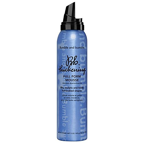 Thickening by Bumble & bumble Full Form Mousse 150ml by Bumble & bumble (English Manual)