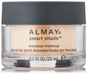 Almay Smart Shade Mousse Makeup, Light, 0.7 Fluid Ounce by Almay