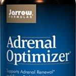 Jarrow Formulas Optimiseur Adrénal (Adrenal Optimizer) x120caps – Fatigue Adrénale
