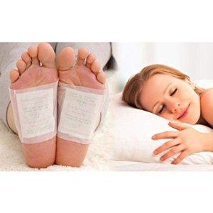 KVCOAE Detox patch detox soins des pieds relaxation soins de santé supprimer corps toxines perte de poids pression soulagement pied