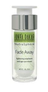 Sonya Dakar nutras phere Fade Away Dark Spot Corrector and Traitement éclaircissant, 1Ounce by Sonya Dakar