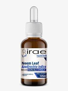 Feuilles de neem Azadirachta indica 1:1 sans alcool aux herbes liquide 250ml
