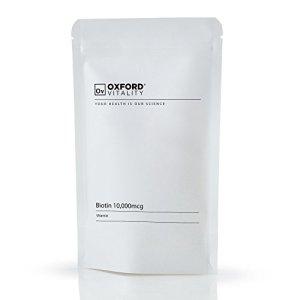 Oxford Vitality – Comprimés Biotine 10000mcg