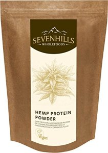Sevenhills Wholefoods Poudre De Protéine De Chanvre Cru 1kg