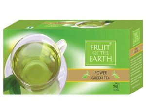 Modicare Fruit Of The Earth – Power Thé vert – 25 x 2 g/m²