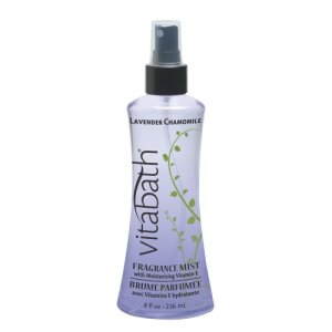 Vitabath Fragrance Mist, Lavender Chamomile, 8 Ounce by Vitabath