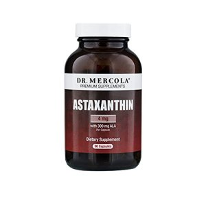 Dr. Mercola, Astaxanthin, 90 Licaps Capsules