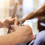 Generic. et Coque ORS de Coupe de Cheveux Clairsemés CU Professionnel Barber Coiffure Profession de sécateurs Ressing SCi Ciseaux à effiler Coque Erreur résiduel HA