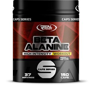 Real Pharm Beta Alanine 1100mg – 150caps – 37 servings