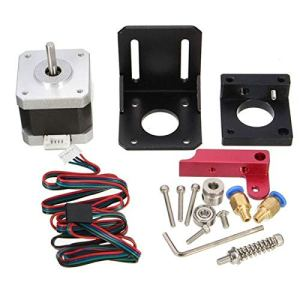 MK7 MK8 All Metal Remote Extruder Kit For 1.75mm Filament 3D Printer – left