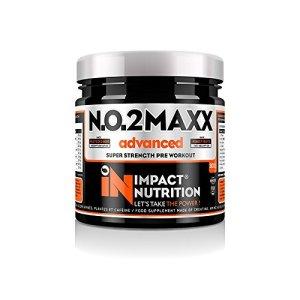 N.O.2 Maxx Advanced   Impact Nutrition – Parfum Fruits des bois