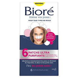 BIORà‰ Pack de 6 Patchs Ultra Purifiants