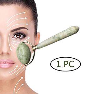 Jade Rouleau Outil Visage Anti-vieillissement Pierre Cellulite Remover Du Naturel Soulager La Douleur Visage-ascenseur Hyper-pigmentation Visage
