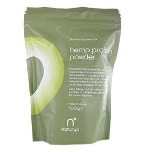 Naturya | Organic Hemp Protein Powder | 3 x 300g