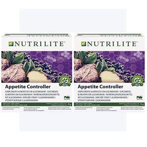 PACK 2 APPETITE CONTROLLER NUTRILITE (APPETITE REGULATOR) 30 sachets de 2,5 g