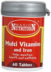 Basic Nutrition Multi Vitamins and Iron