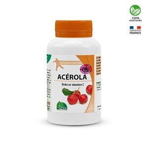 MGD Nature 1ACE50 Acérola Fruits Rouges Complément Alimentaire