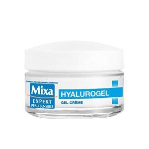 Mixa Expert Peau Sensible – Hyalurogel – Gel-Crème Hydratant Intensif 24H – 50 ml
