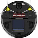 BD.Y Une Bonne qualité d'aspirateur robotique à Chargement Automatique Une Protection Anti-Chute Anti-Chute nettoie Les sols durs en Moquette Moyenne