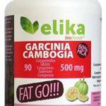 Nouveau! Garcinia Cambogia Plus 60% HCA, FAT GO! 90 comprimés 500mg, traitement pendant 2 mois! brûleur de graisse, amincissant, rassasiant naturel, sans caféine, sans additifs ou stimulants ajoutés.