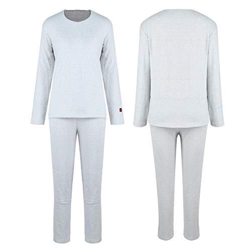 Sous-vêtements thermiques pratiques respectueux de la peau sous-vêtements chauffants durables pour les soins de santé pour garder au chaud