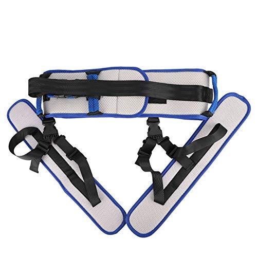 Ceinture d'assistant patient, élingue de levage pour patient, outil d'entraînement debout pour les personnes âgées aux jambes et aux pieds inflexibles