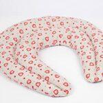 Coussin cervical avec chambres de pépins de raisin – Coussin chauffant pour la nuque