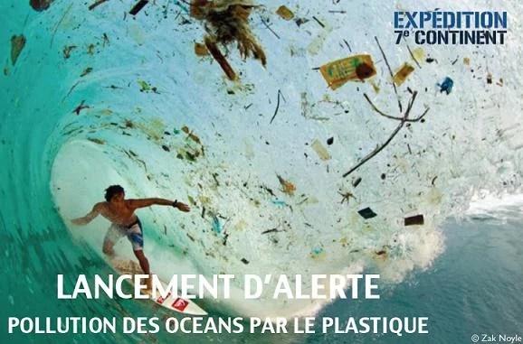 7e continent plastique