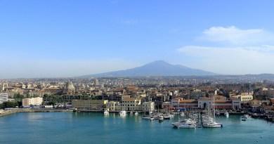 Catania Etna vulcano