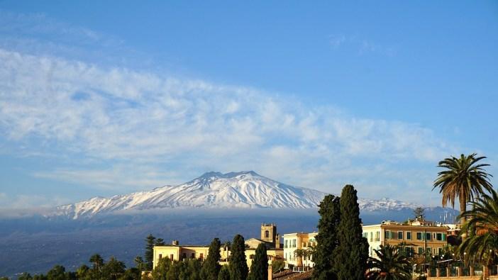 Etna vulcano scaire