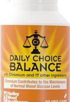 Daily-Choice-Balance