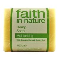 Faith-in-Nature-Hemp-Soap-100g
