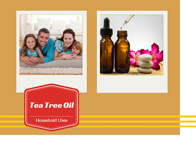 tea tree oil household uses