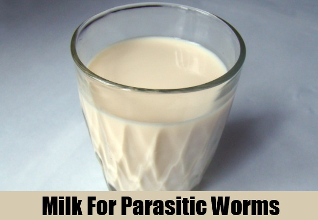 Milk For Parasitic Worms