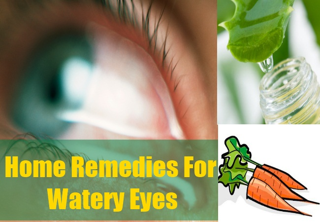 how to take care of eyes home remedies
