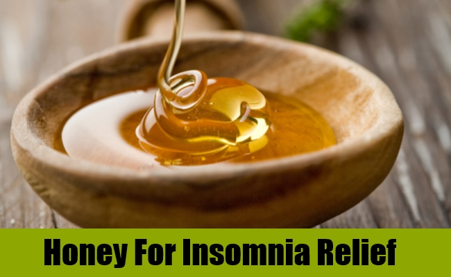 Honey For Insomnia Relief