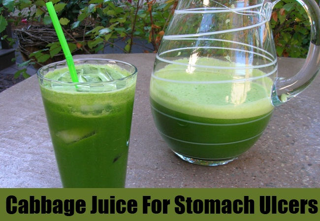 Cabbage Juice For Stomach Ulcers