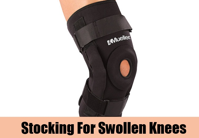 Stocking For Swollen Knees