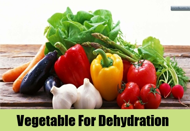 Vegetable For Dehydration