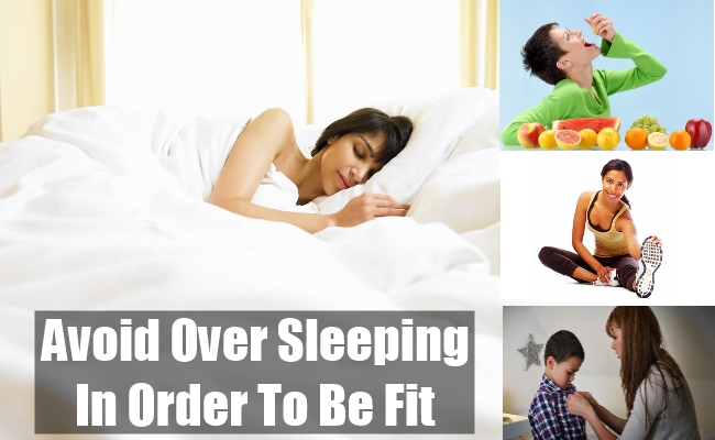 How To Avoid Over Sleeping In Order To Be Fit