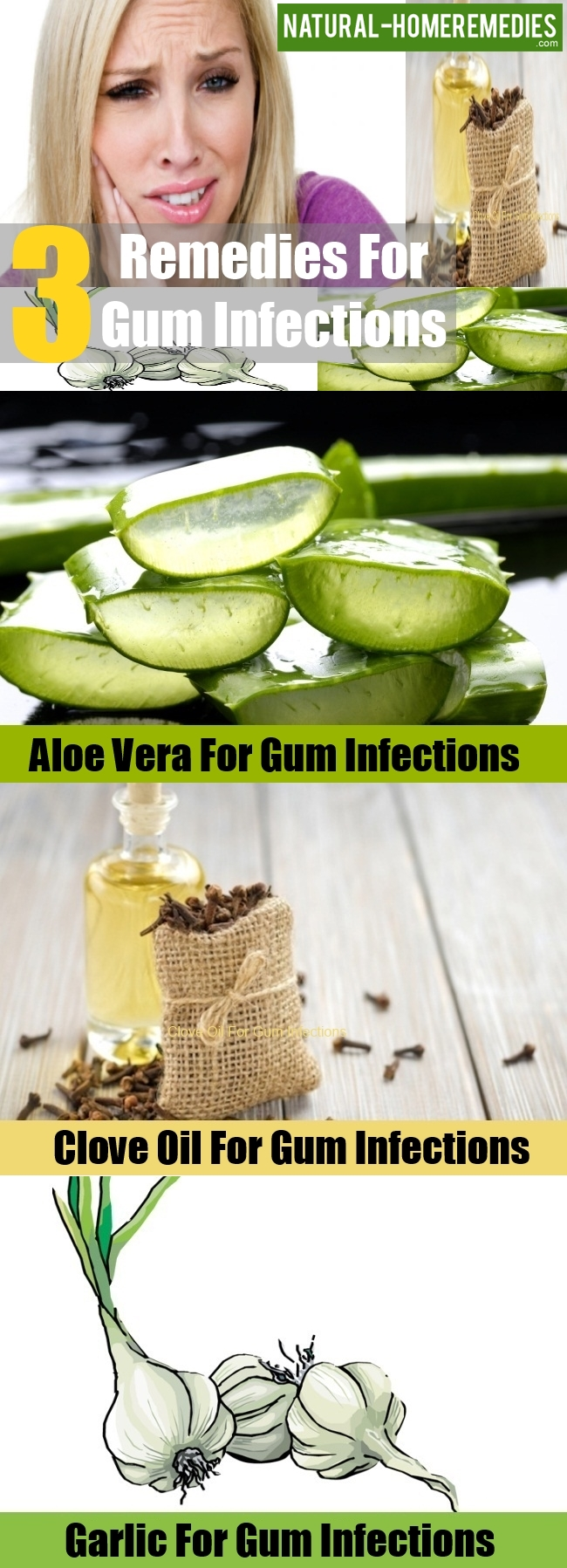 Remedies For Gum Infections