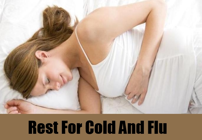 Rest For Cold And Flu