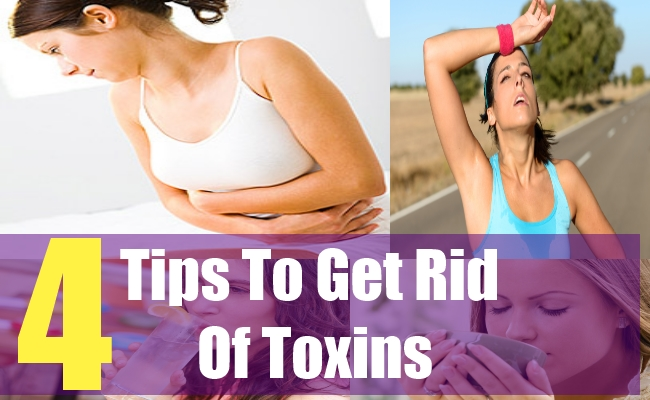 4 Tips To Get Rid Of Toxins