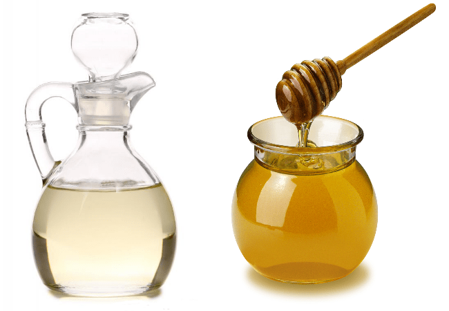Honey And Vineager