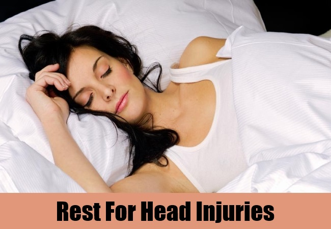 Rest For Head Injuries