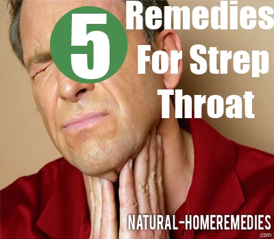 Strep Throat Remedies How To Cure Strep Throat Treat Strep