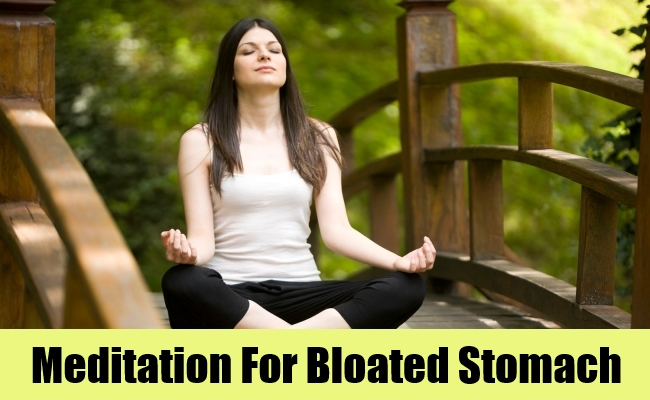 Meditation For Bloated Stomach