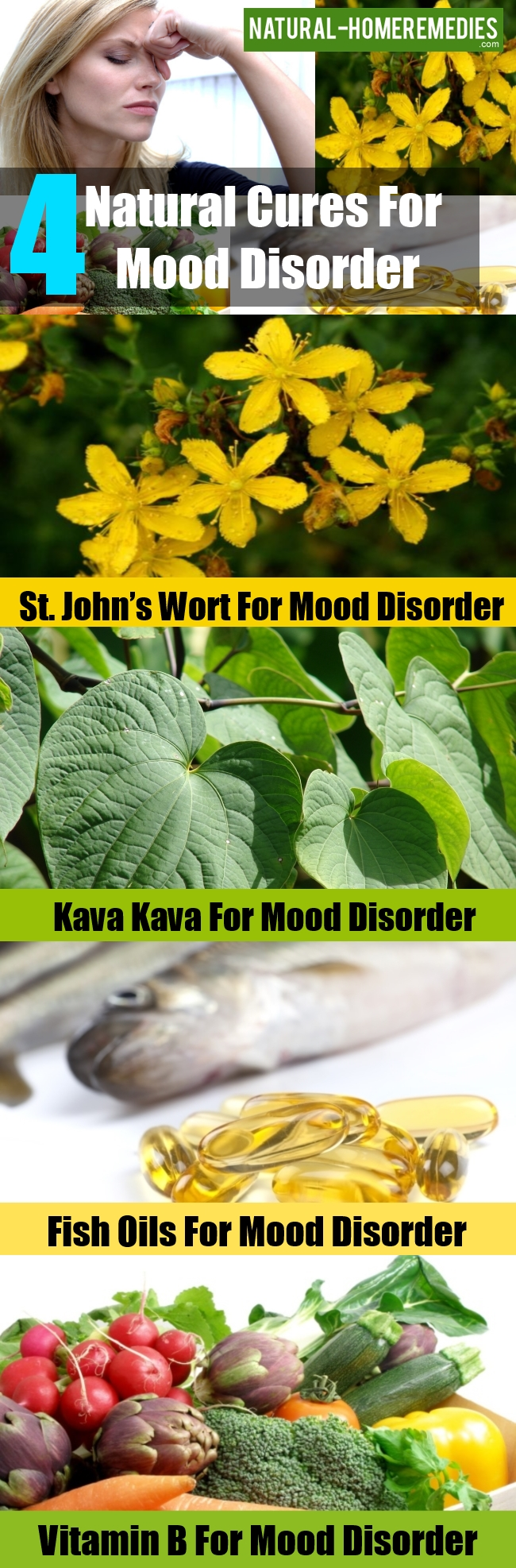 Natural Cures For Mood Disorder